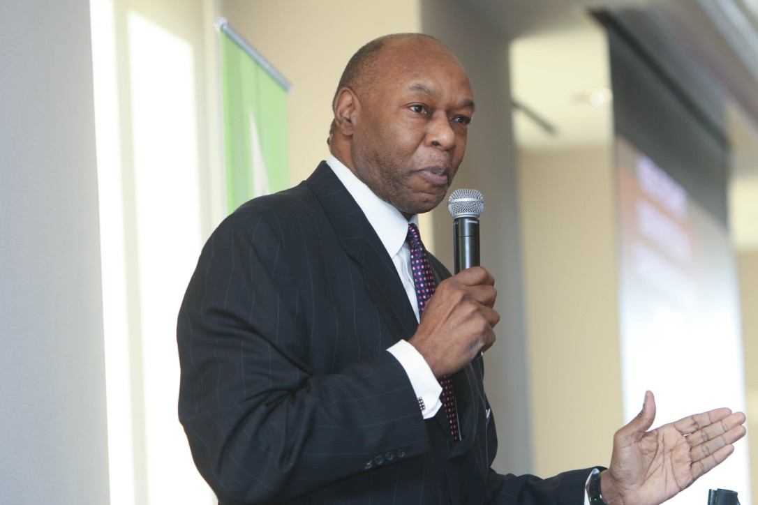 Walter Jordan Speaking